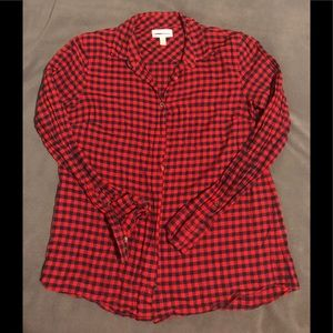 J. Crew Women's Button Shirt